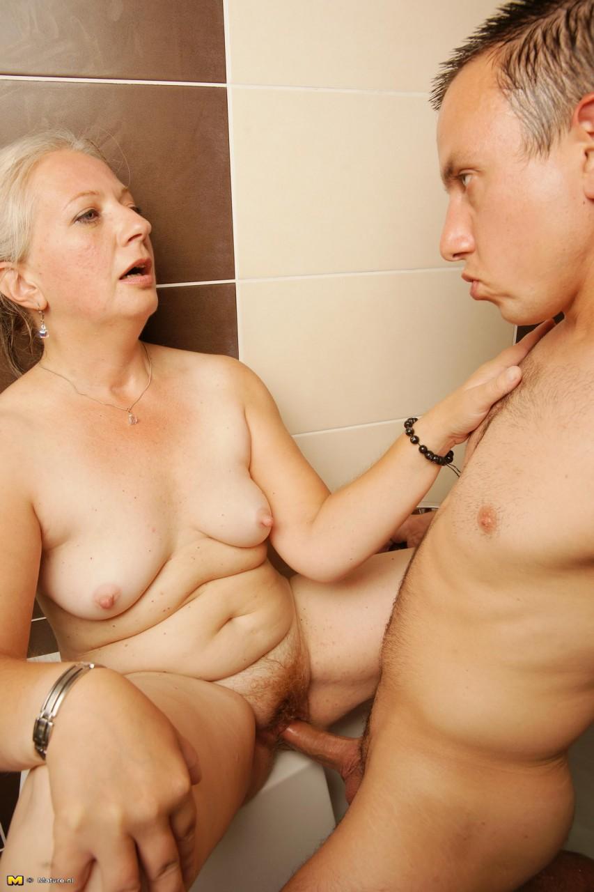 Young men old ladies