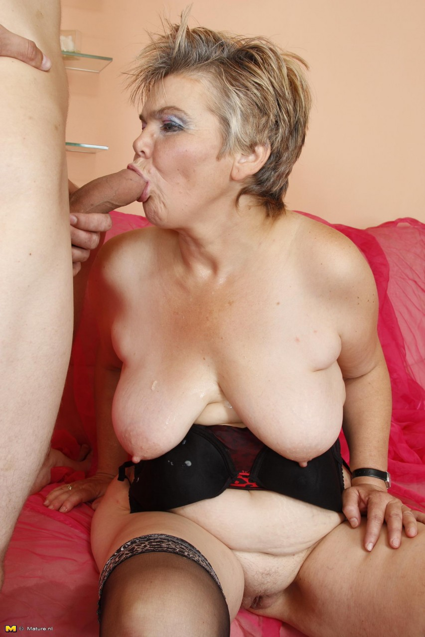 Milf ass sex